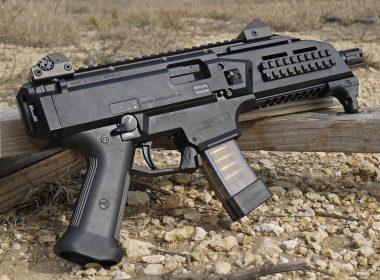 Scorpion EVO 9mm Carbine
