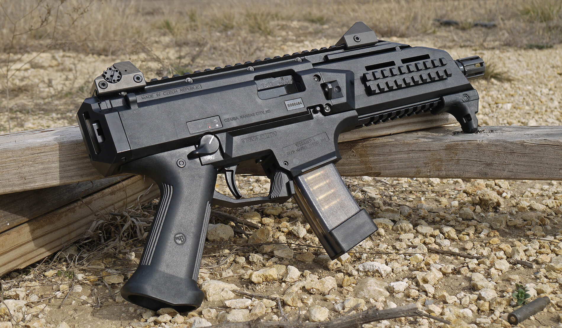 Scorpion EVO 9mm Carbine