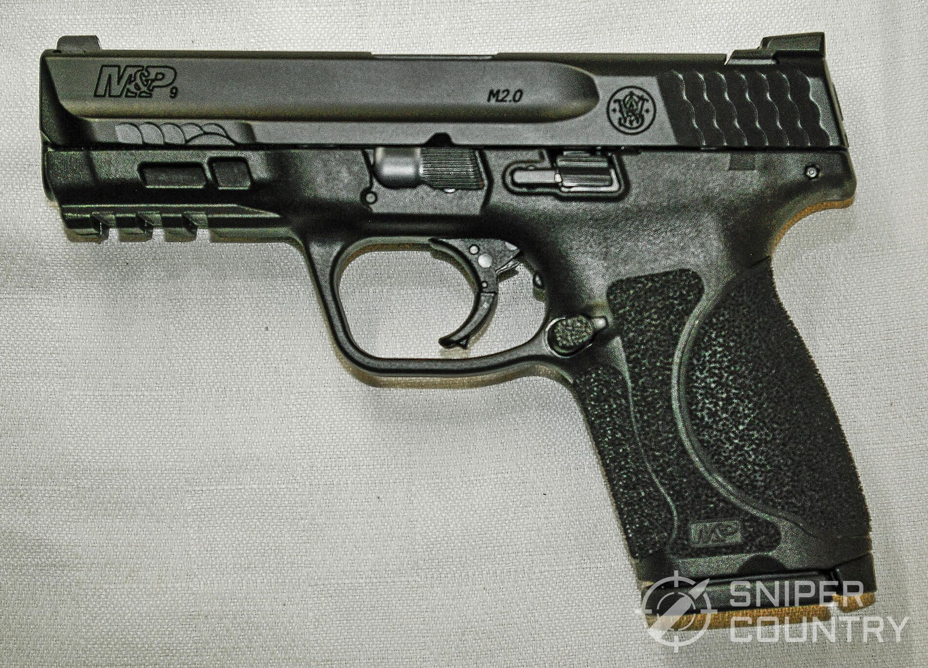 Smith & Wesson M&P 9C 2.0