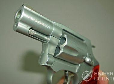 Smith & Wesson Model 60 Barrel