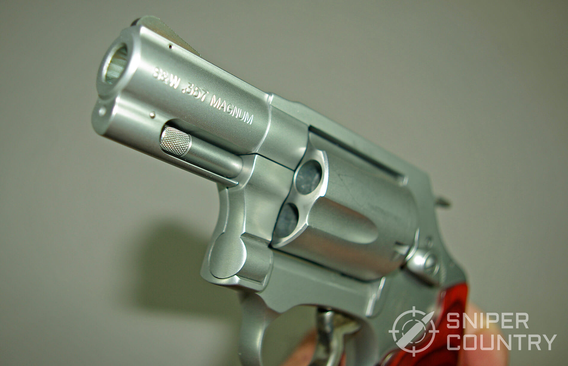 Smith & Wesson Model 60 Barrel