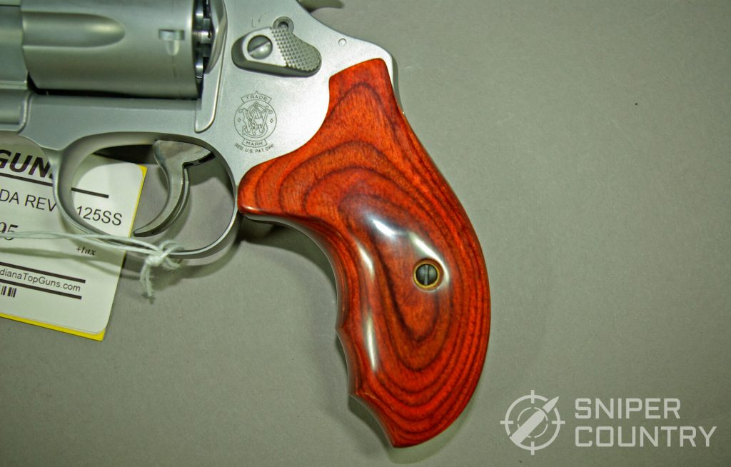 Smith & Wesson Model 60 Grip