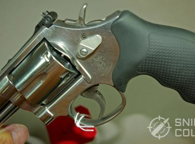 Smith & Wesson Model 686 6inch Grip