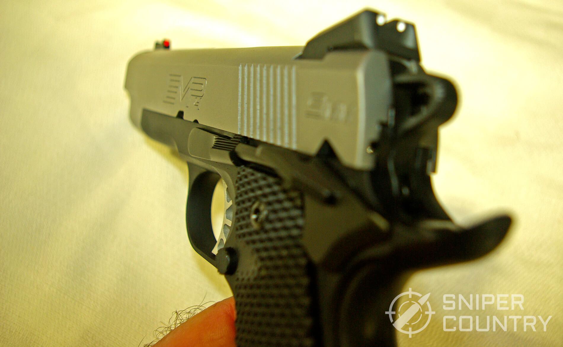 Springfield EMP 9mm Sights
