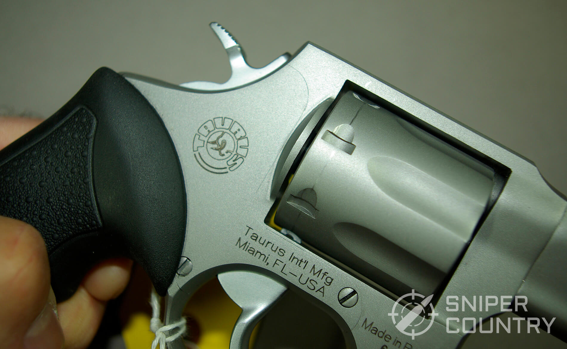 Taurus Model 617 Cylinder