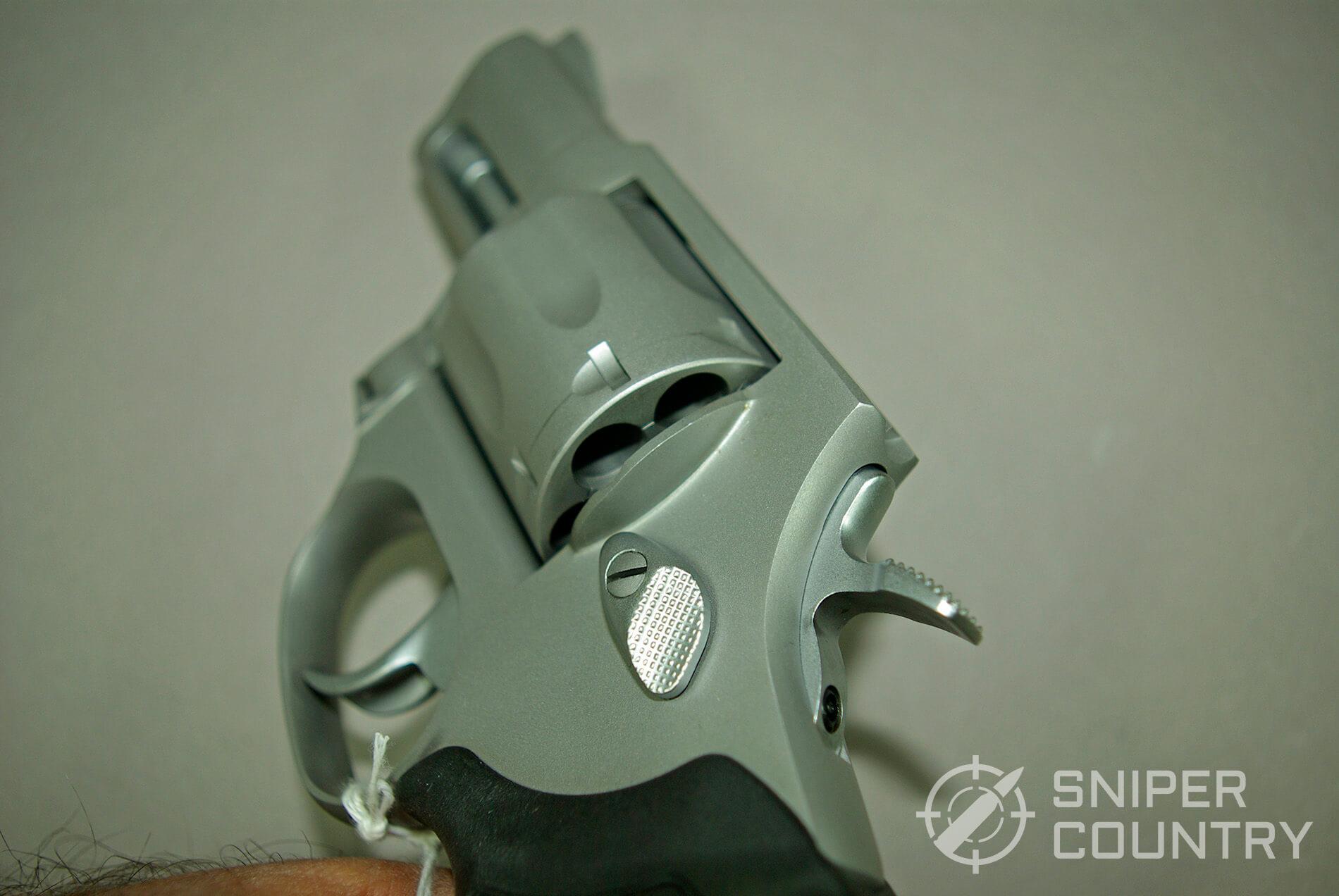 Taurus Model 617 Hammer