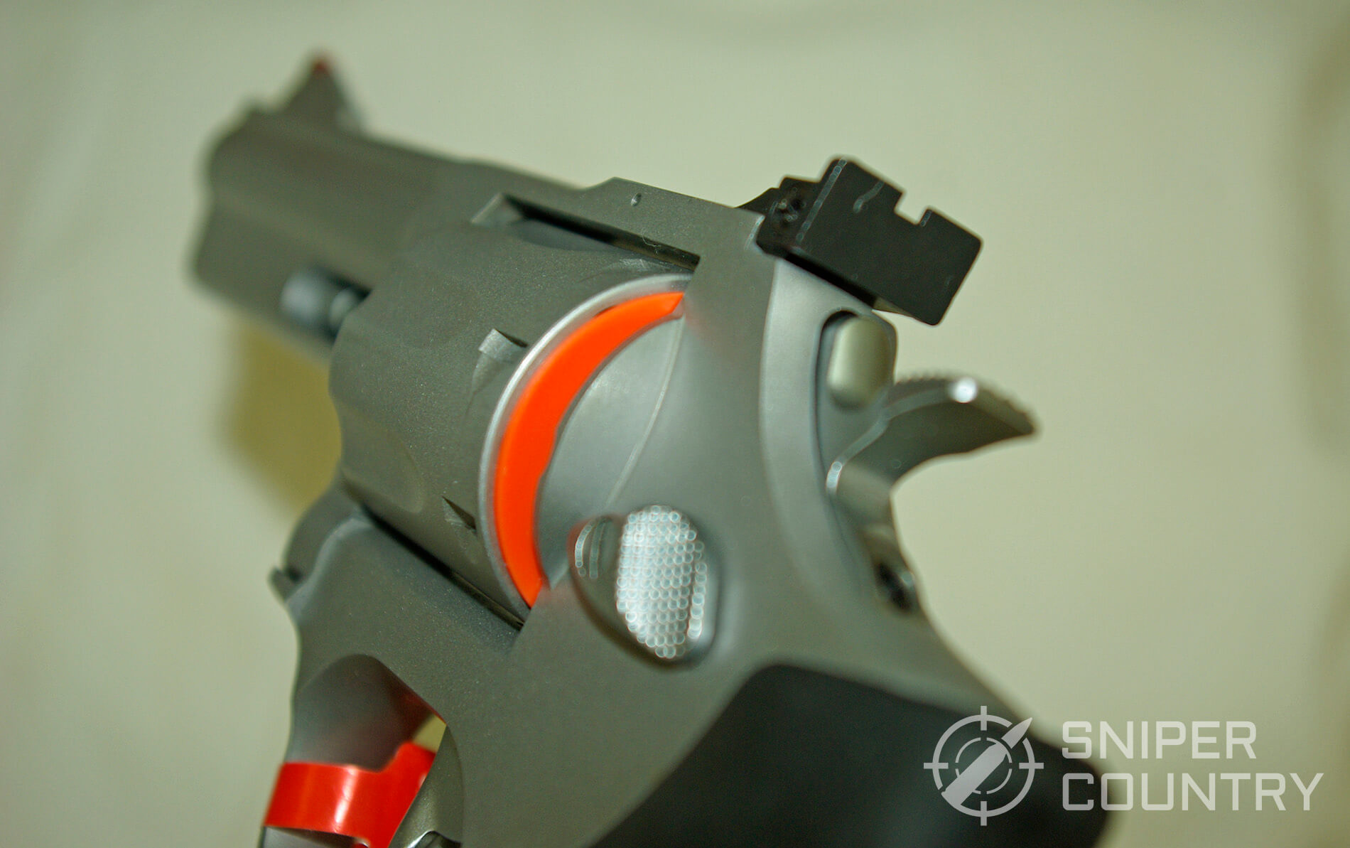 Taurus Model 66 4 Inch Hammer