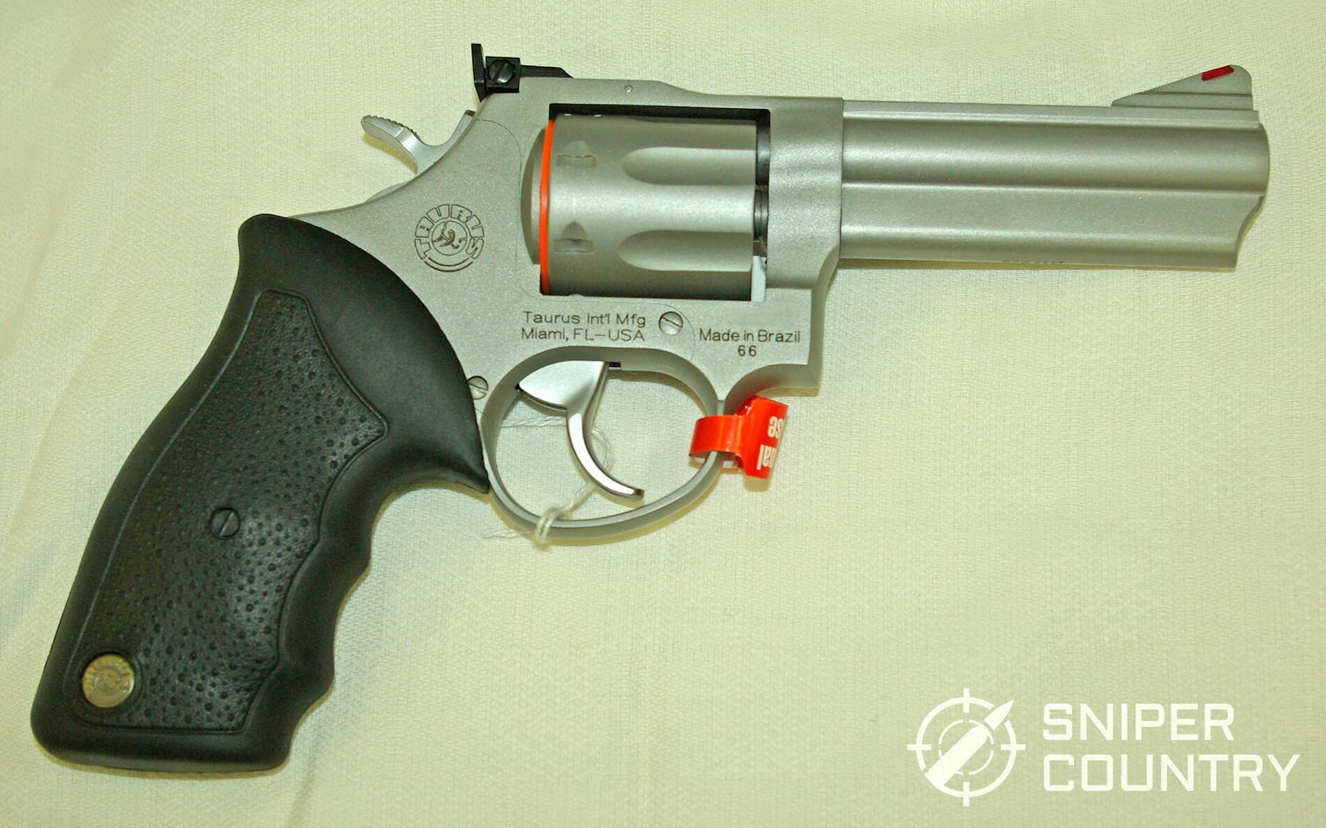 Taurus Model 66 4 Inch
