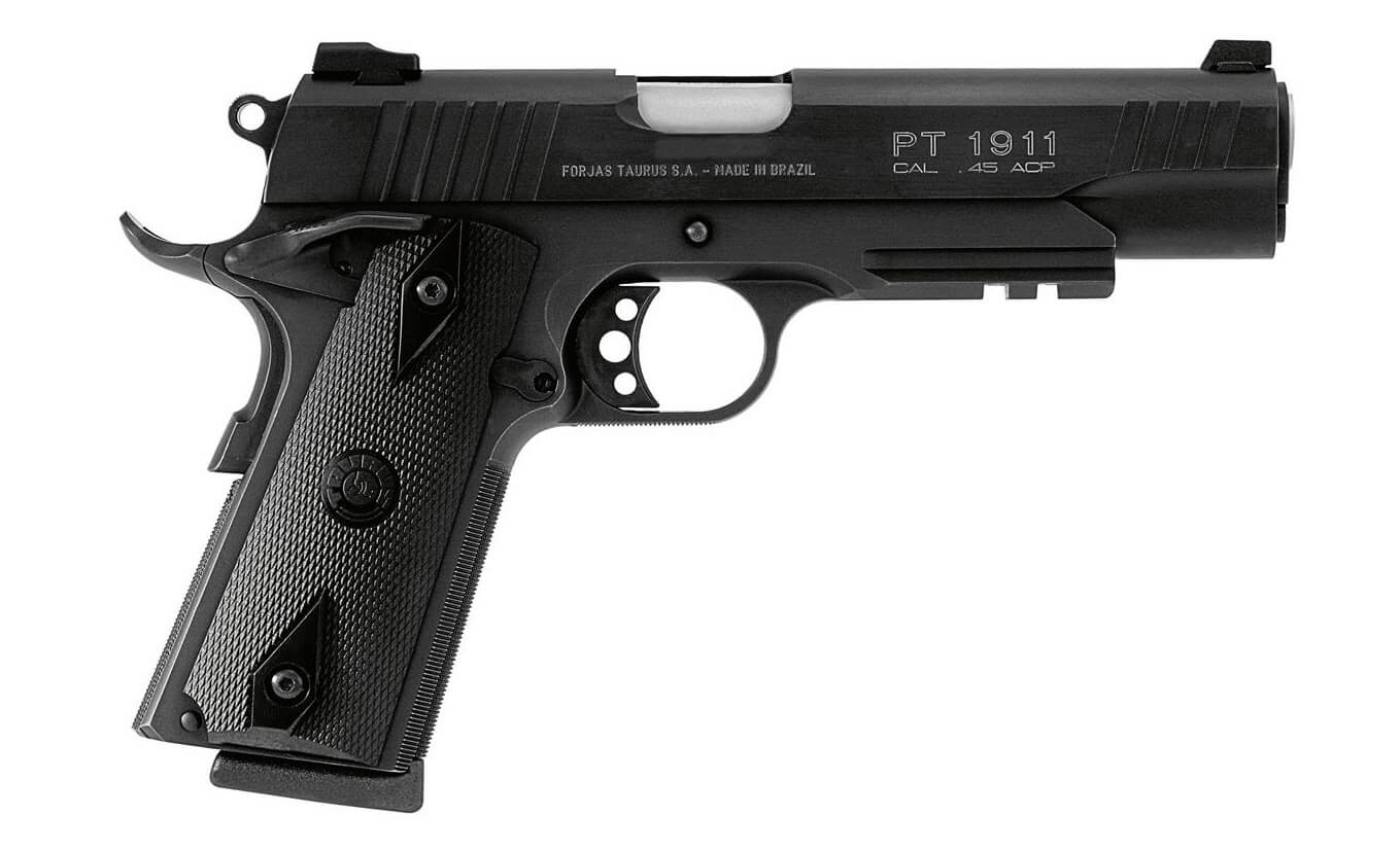 Best 1911 Pistols For The Money [2019] | Sniper Country