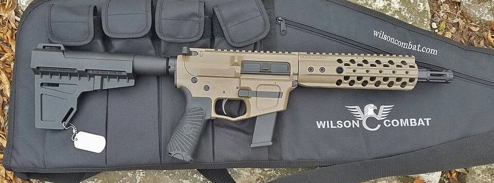 Wilson Combat AR9 9mm carbine