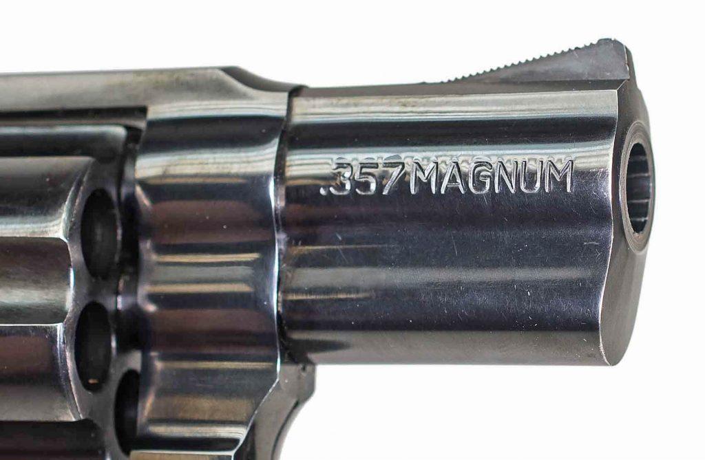 Rossi R46102 muzzle