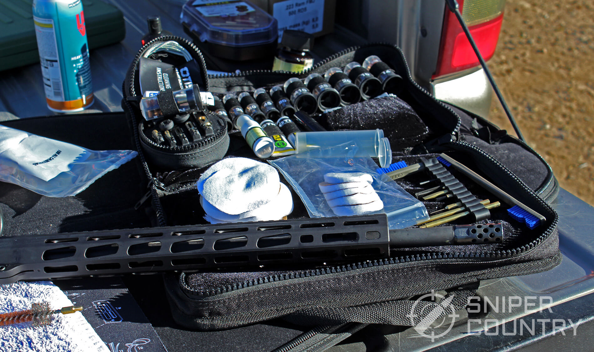 Best Gun Cleaning Kits and AR-15