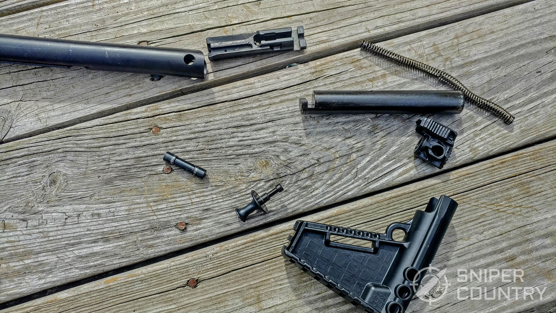 Review: Kel-Tec Sub 2000 | Sniper Country