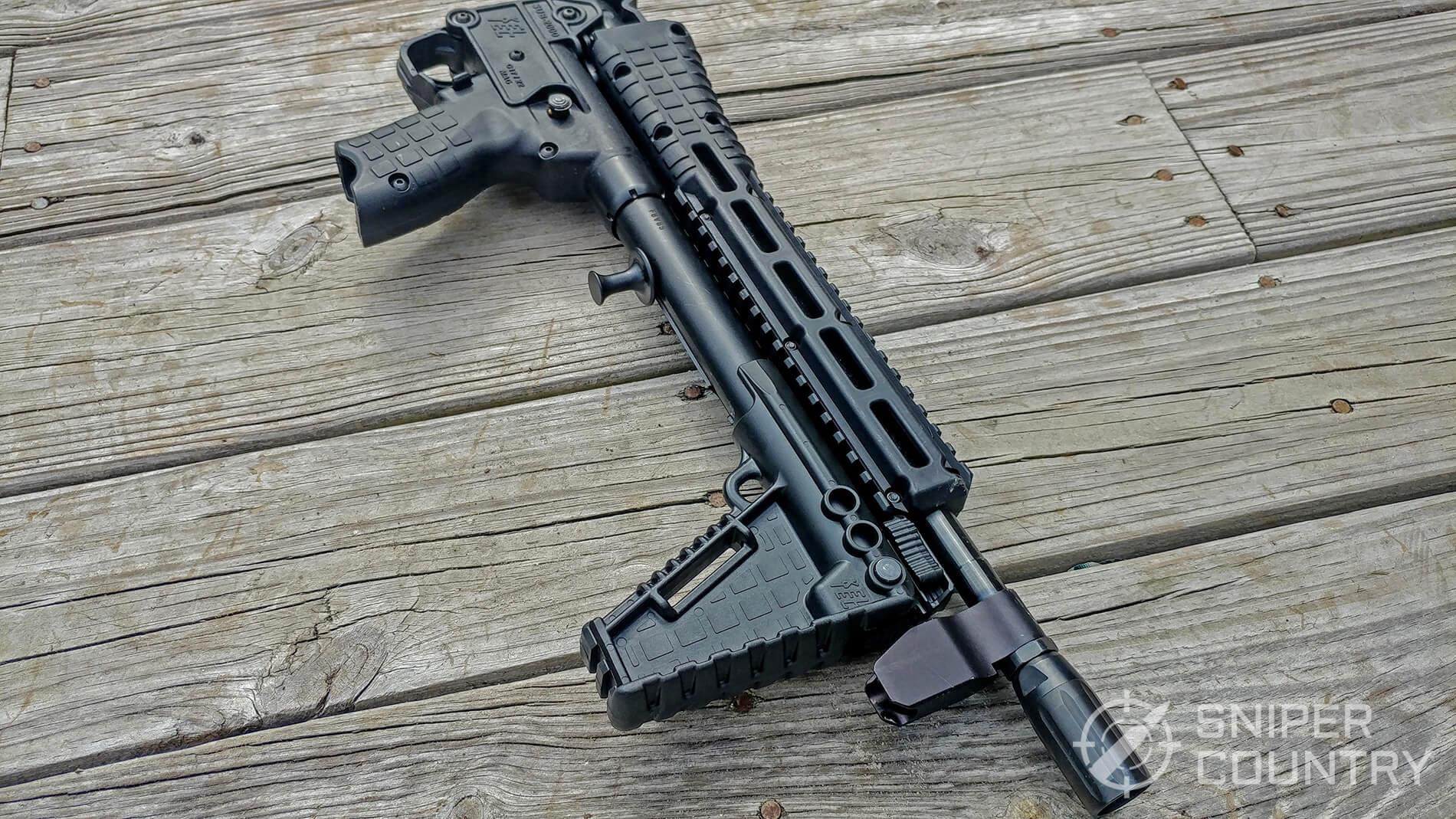 Review: Kel-Tec Sub 2000 | Sniper Country