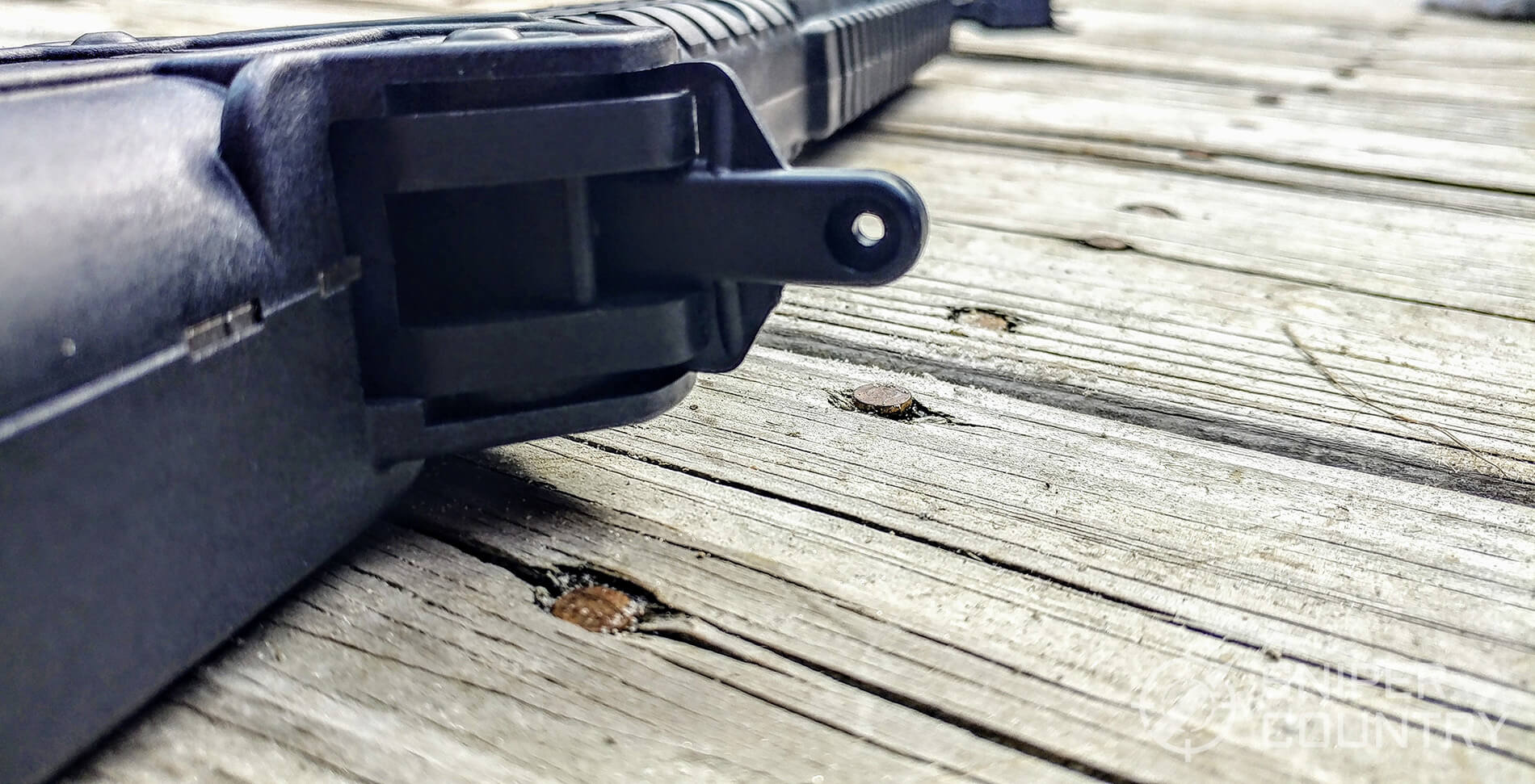Kel-Tec SUB-2000 Rear Sight