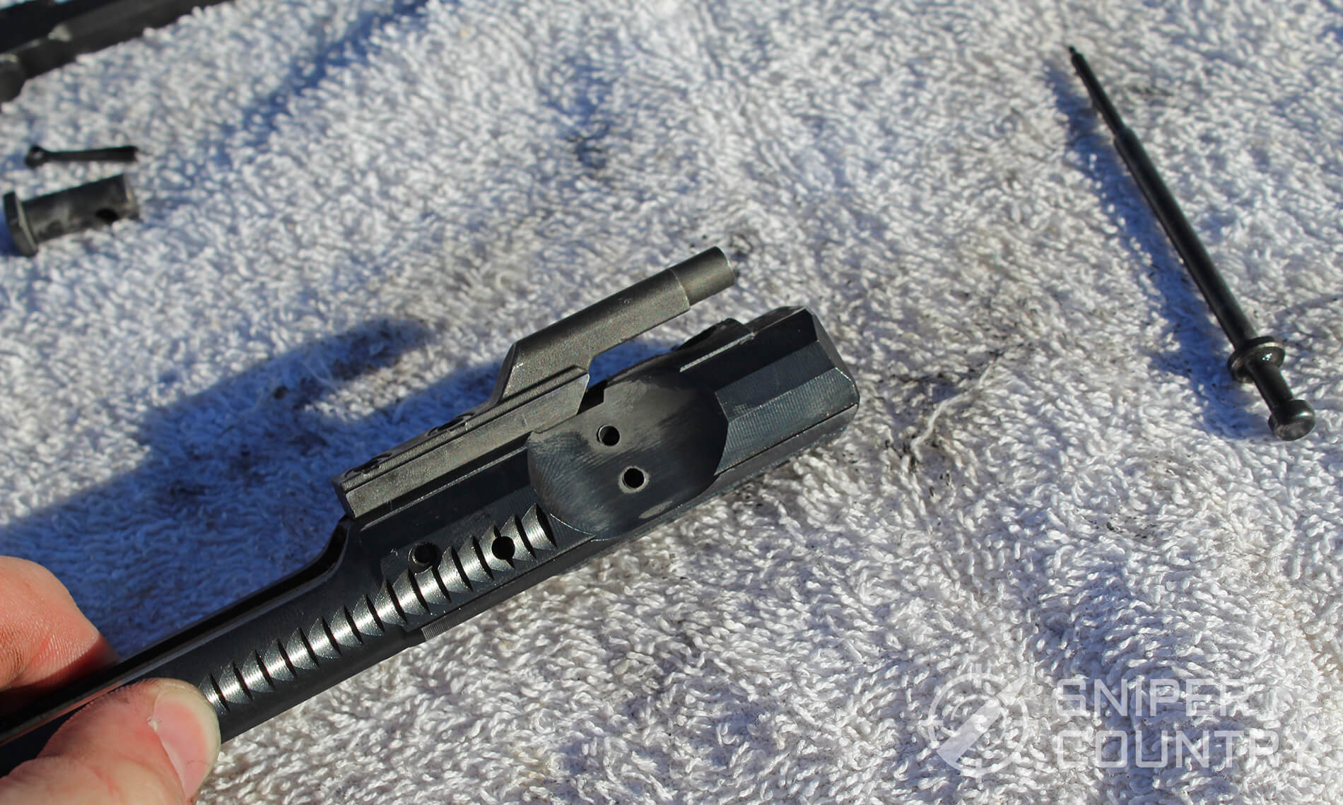 LPS2 on Bolt Carrier