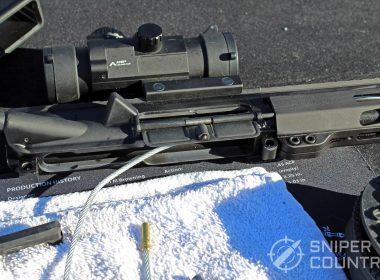 Otis AR Cable in AR-15 Upper Receiver