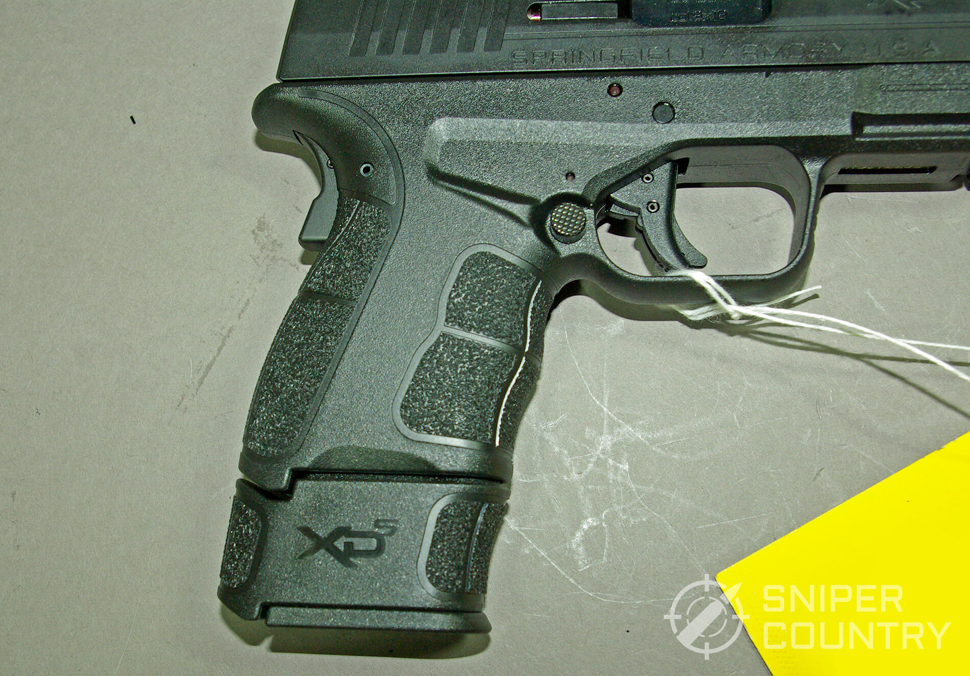 Springfield XD-S Grip