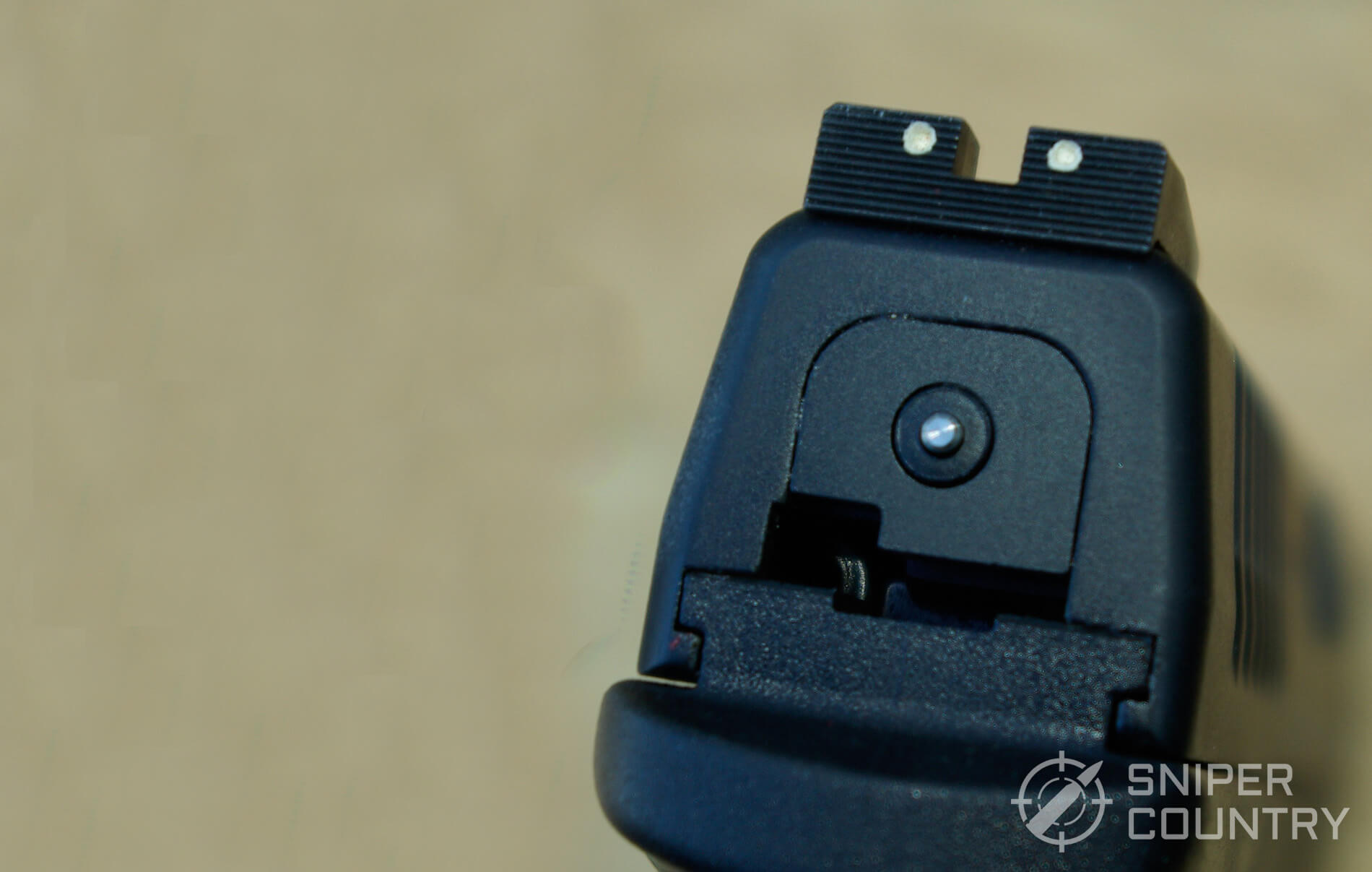 Springfield XDM 3.8 Compact Cocking Status Indicator