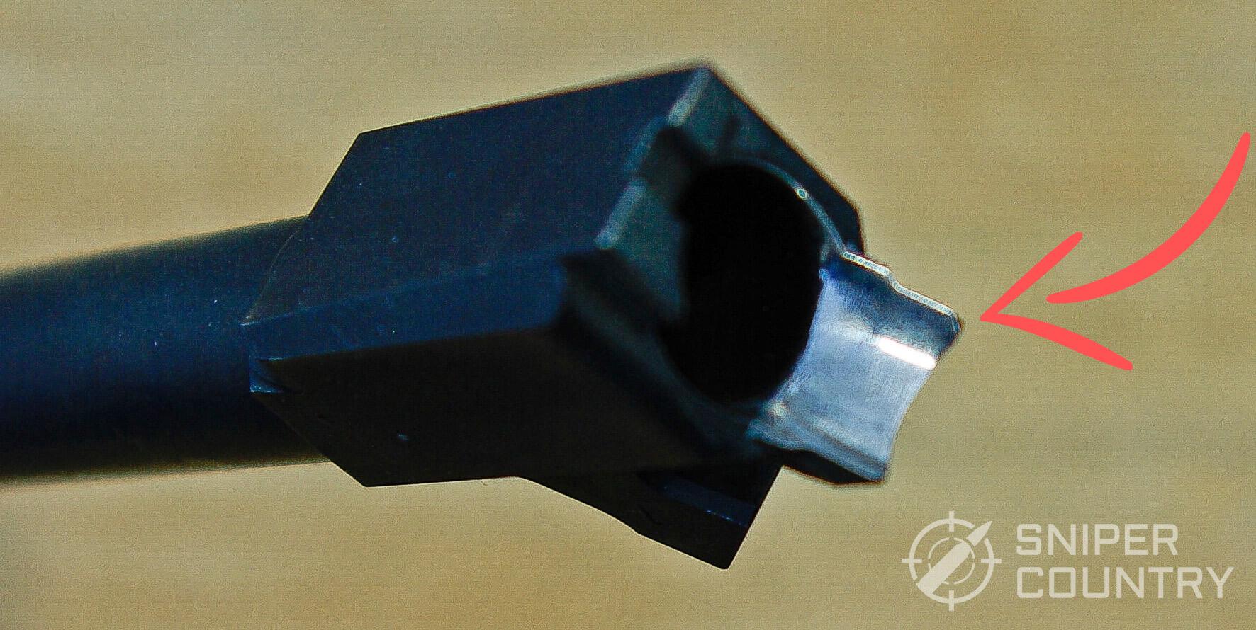 Springfield XDM 3.8 Compact Feed Ramp