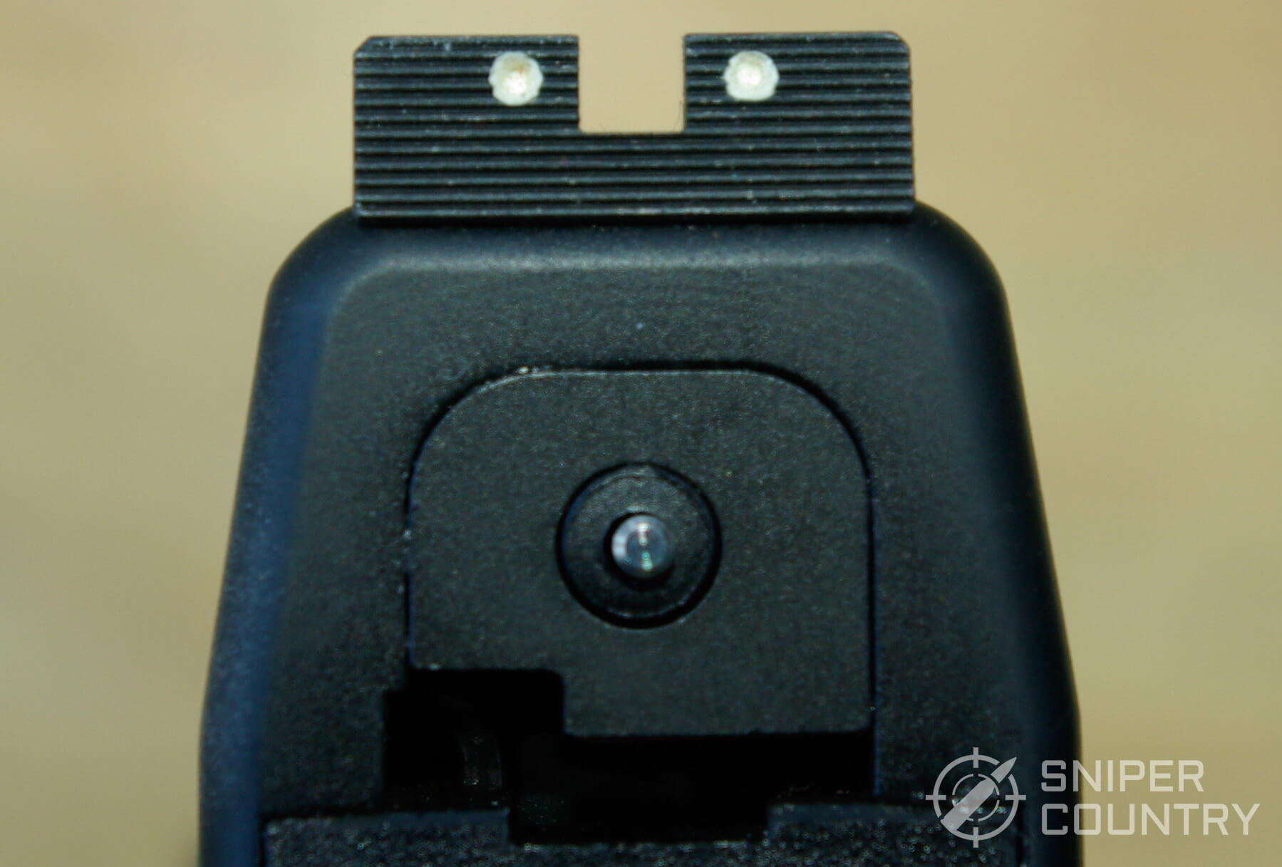 Springfield XDM 3.8 Compact Rear Sight