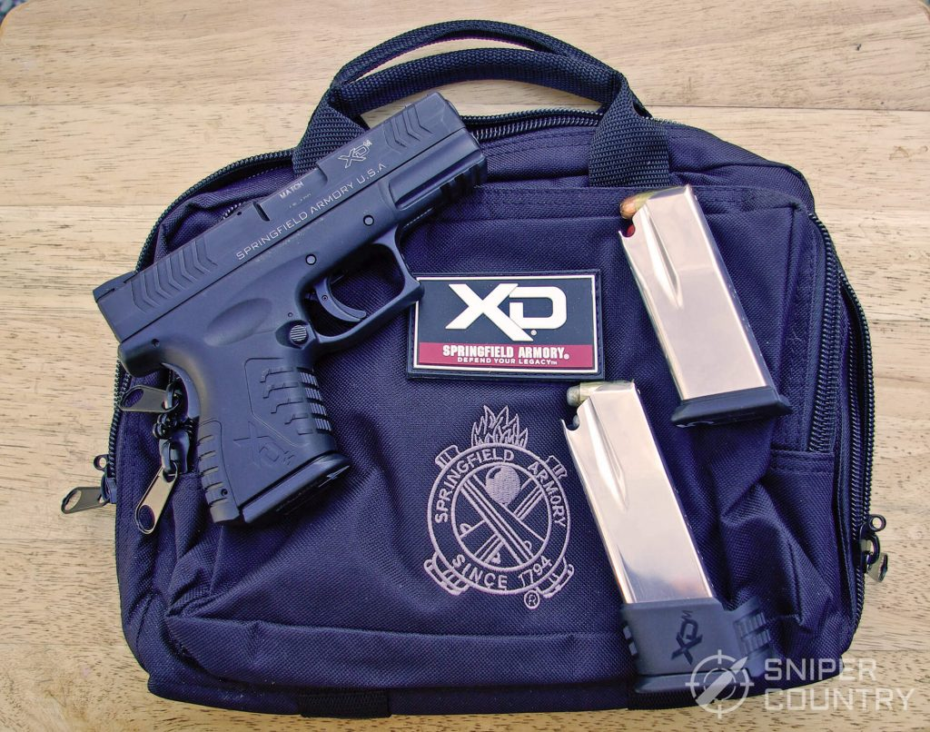 Springfield XDM 3.8 Compact