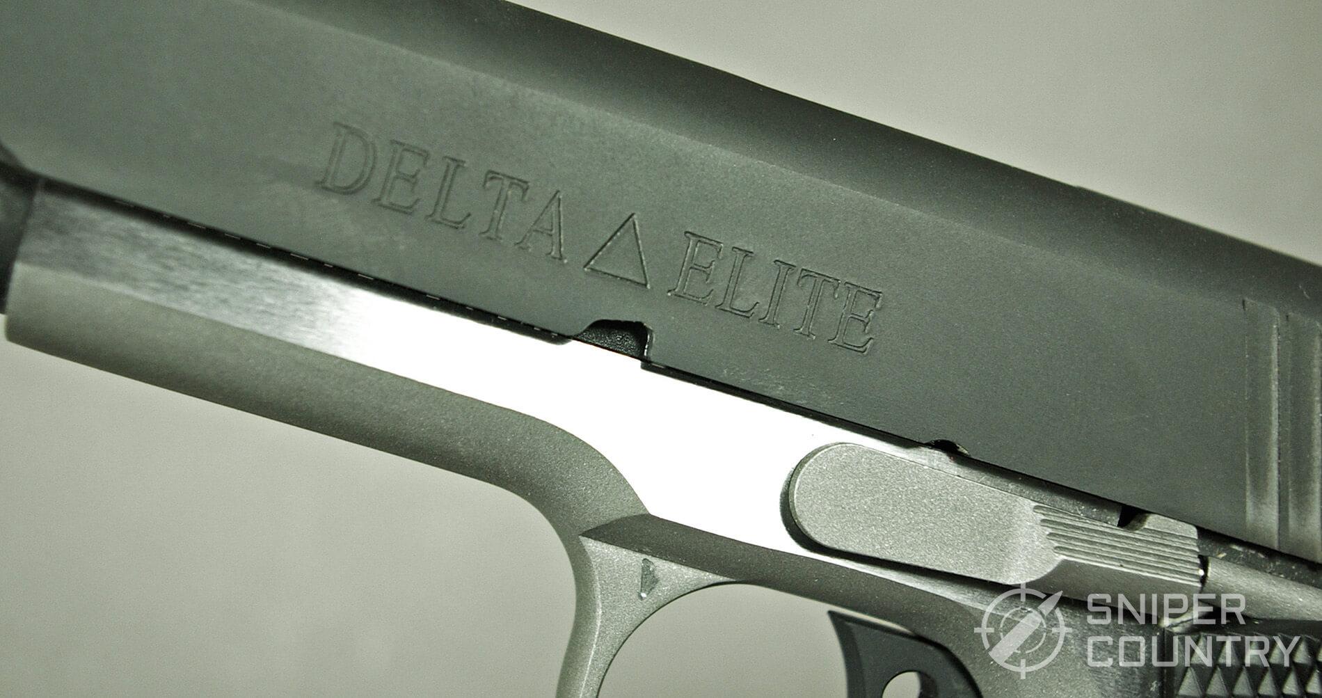 Colt Delta Elite Logo