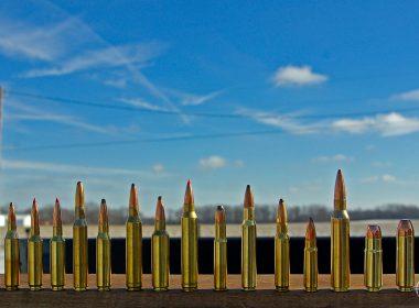 Rifle Caliber Comparison