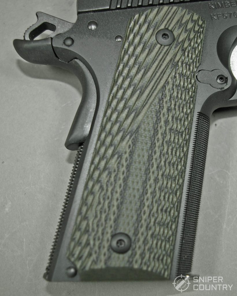 Kimber 1911 TLE II 10mm Grip