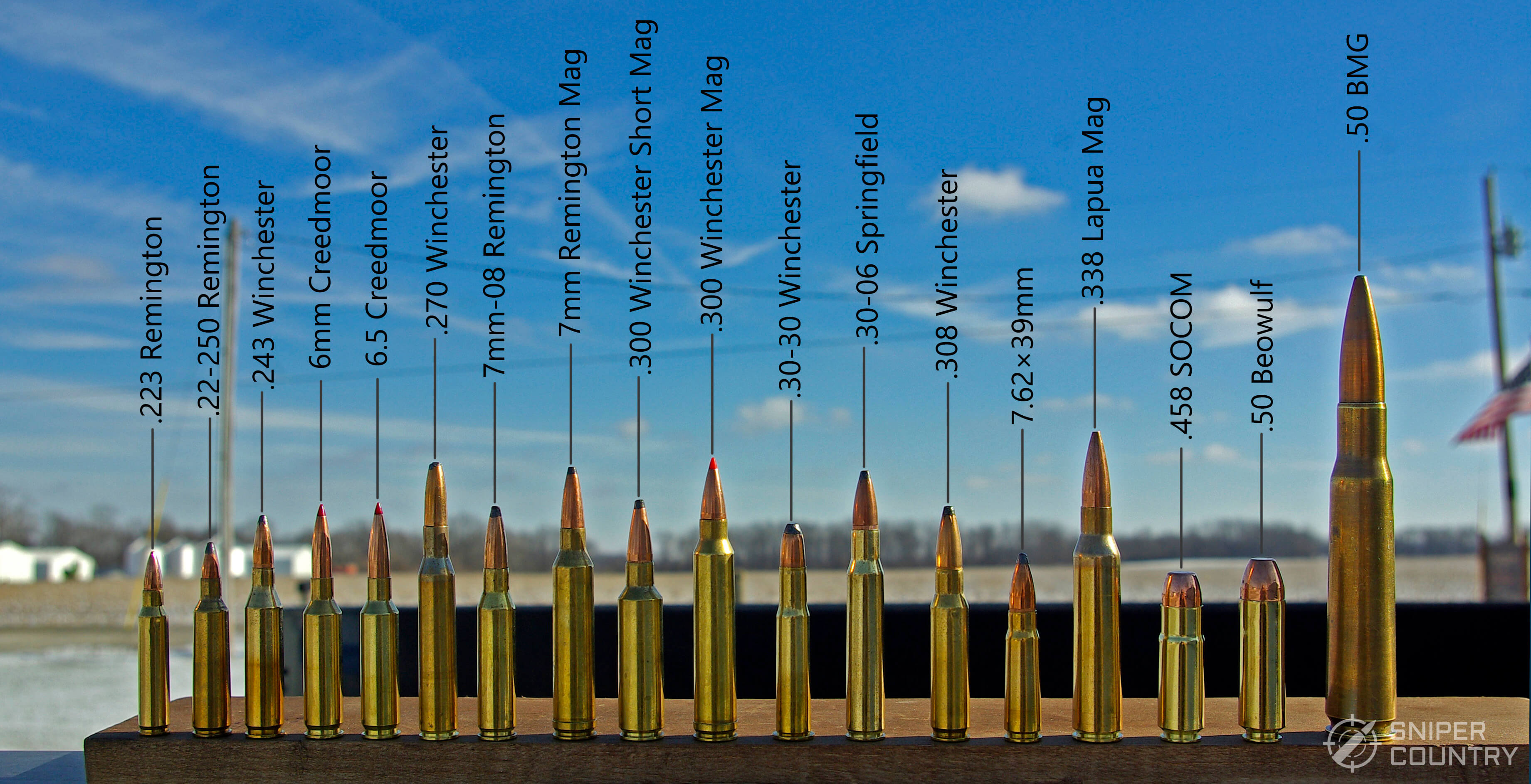 d30aa775c4c Rifle Calibers  Ultimate Guide