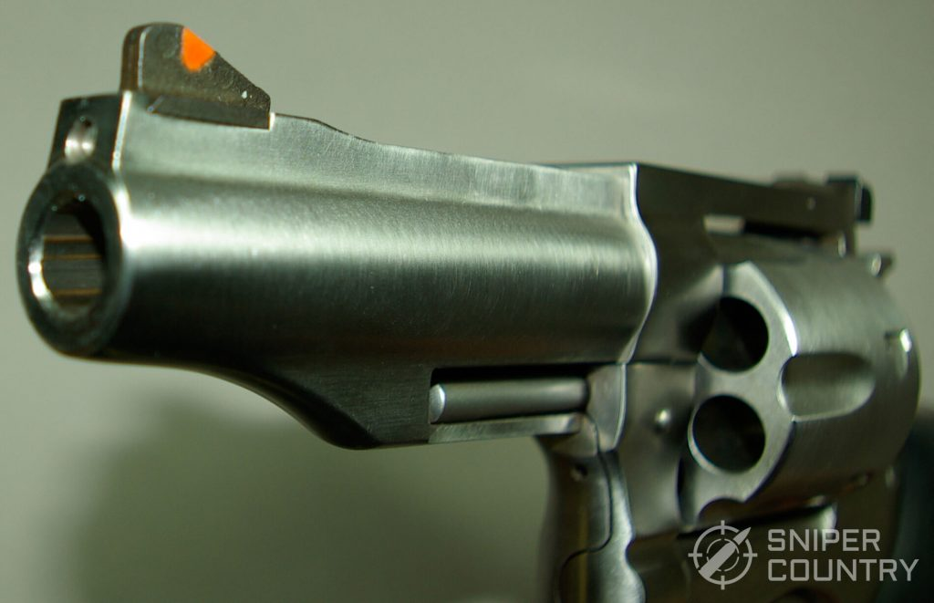 Ruger Redhawk Barrel Left Side