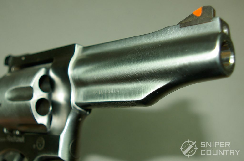 Ruger Redhawk Barrel Right Side