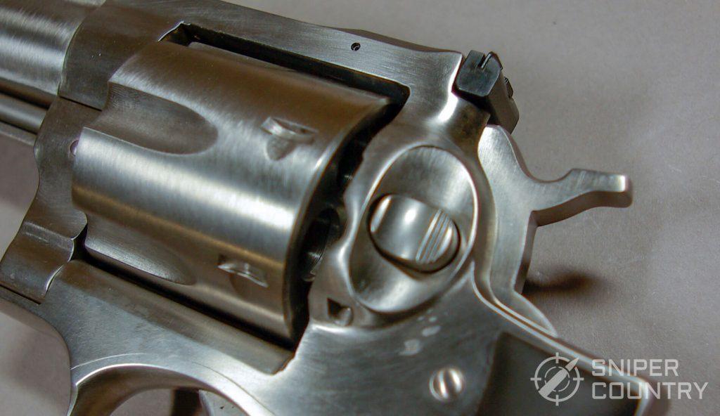 Ruger Redhawk Cylinder Latch