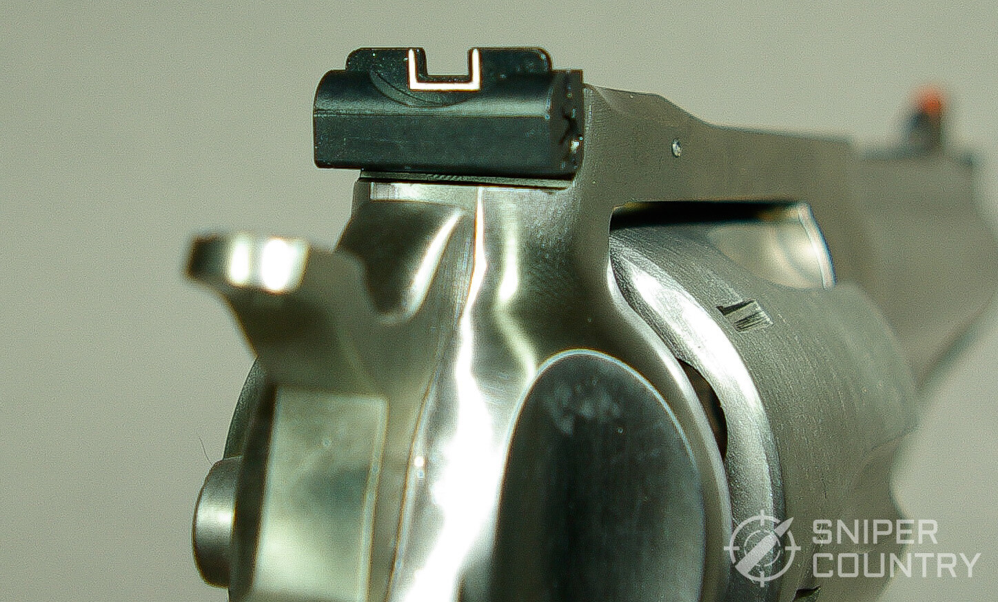 Ruger Redhawk Rear Sight