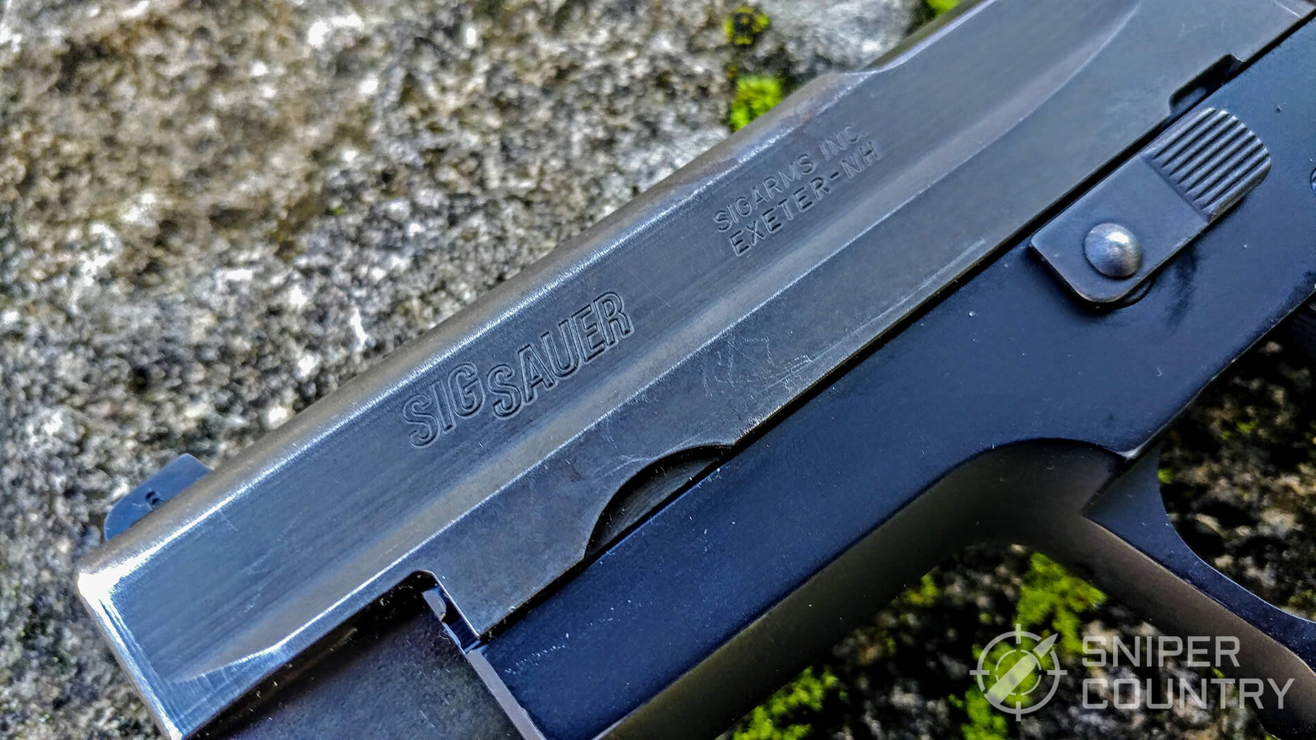 Sig Sauer P220 Slide