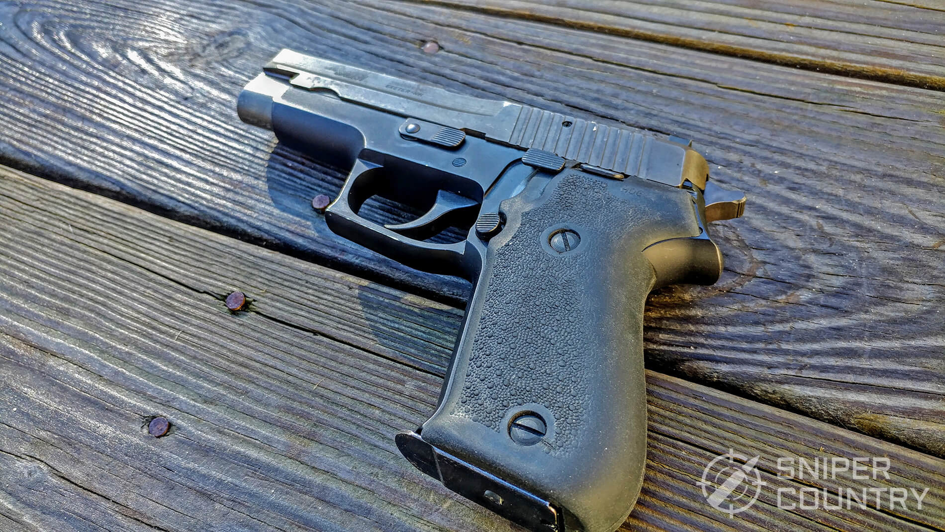 Review: SIG P220 | Sniper Country