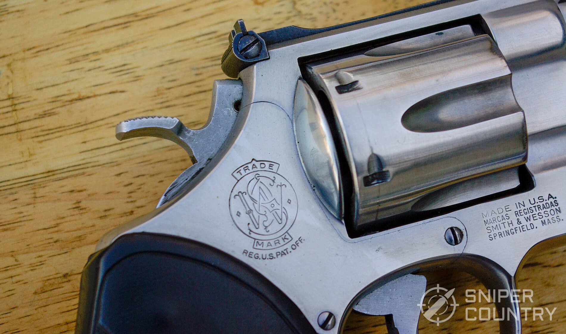 Smith & Wesson Model 629 Frame