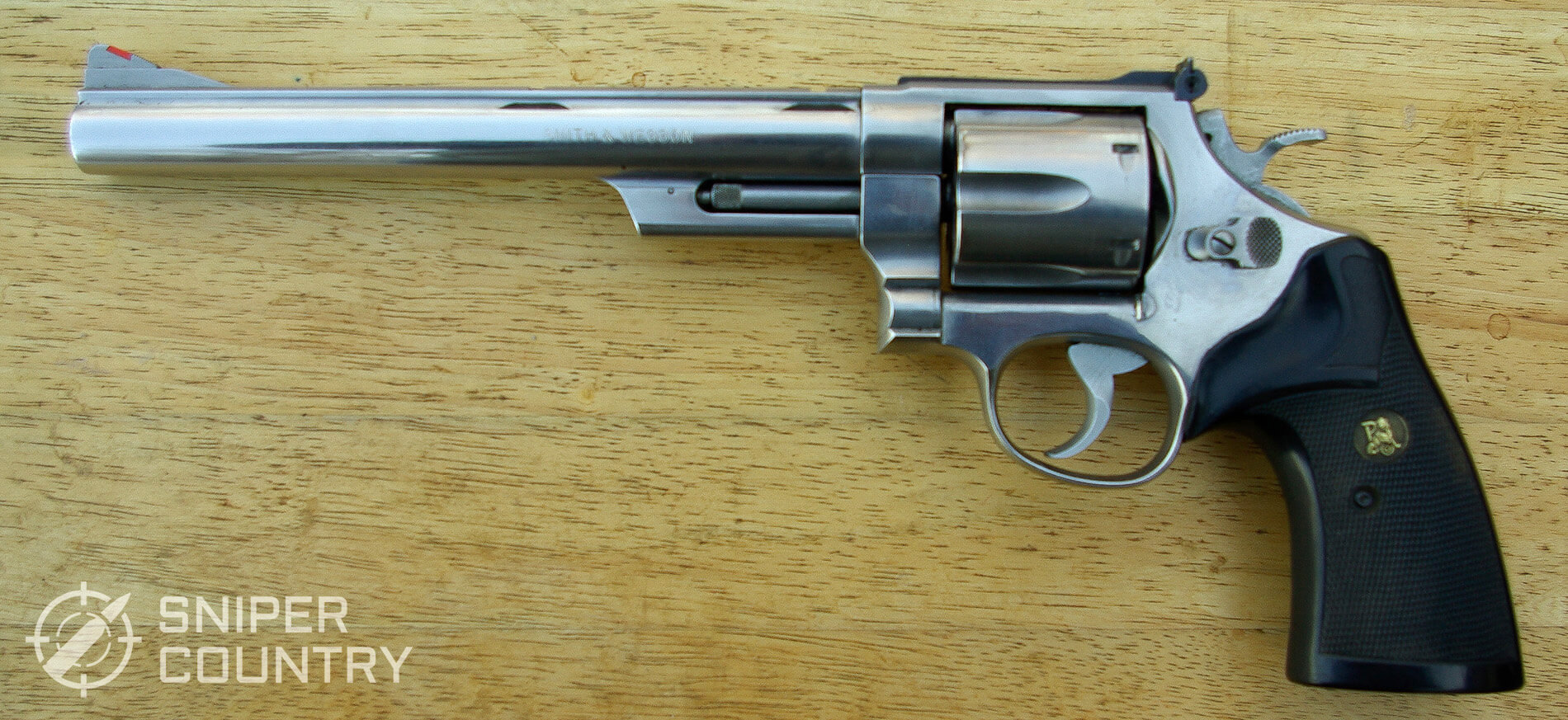 Smith & Wesson Model 629 Left Side