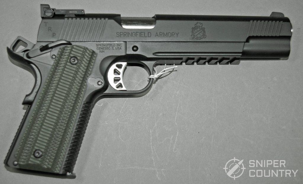 Springfield 1911 TRP 10mm