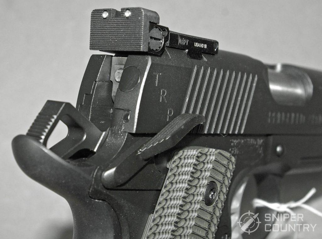 Springfield 1911 TRP 10mm Hammer
