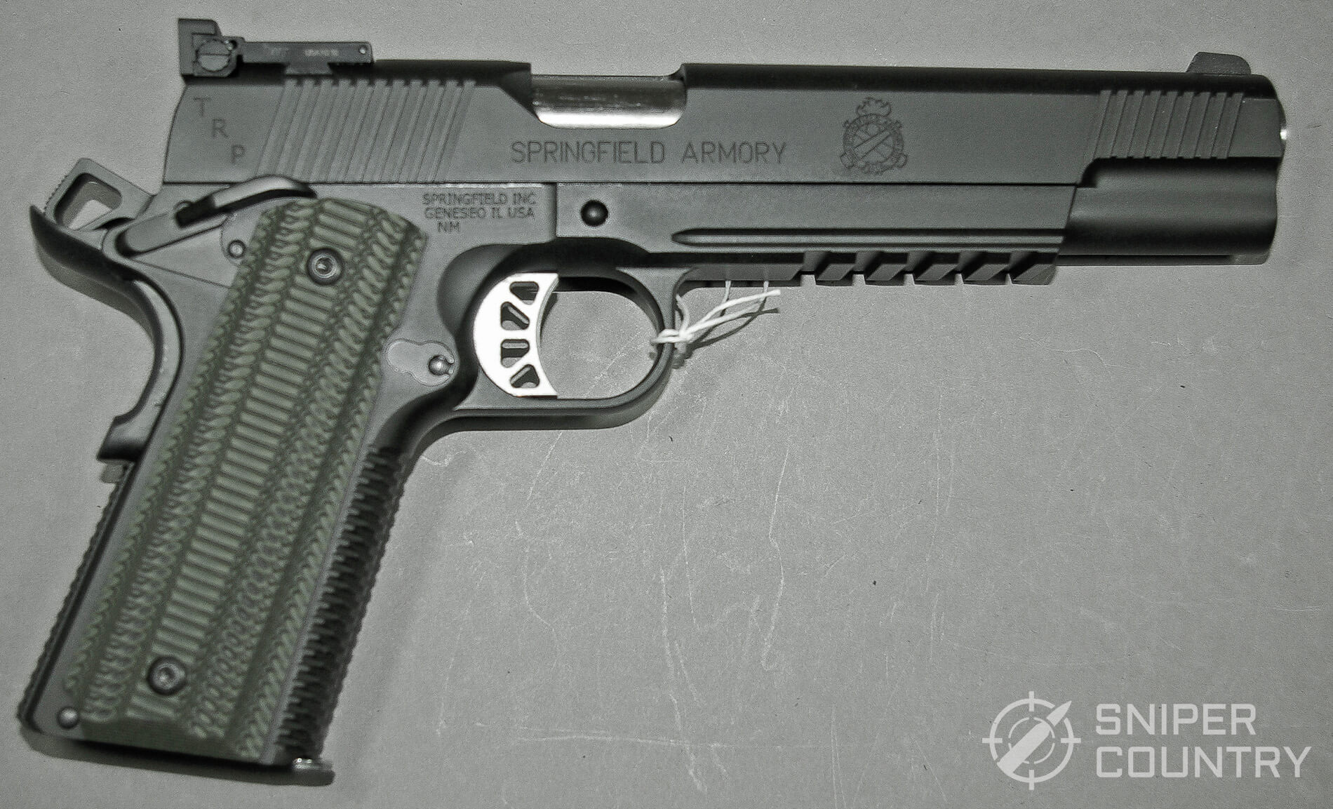 Springfield 1911 TRP 10mm