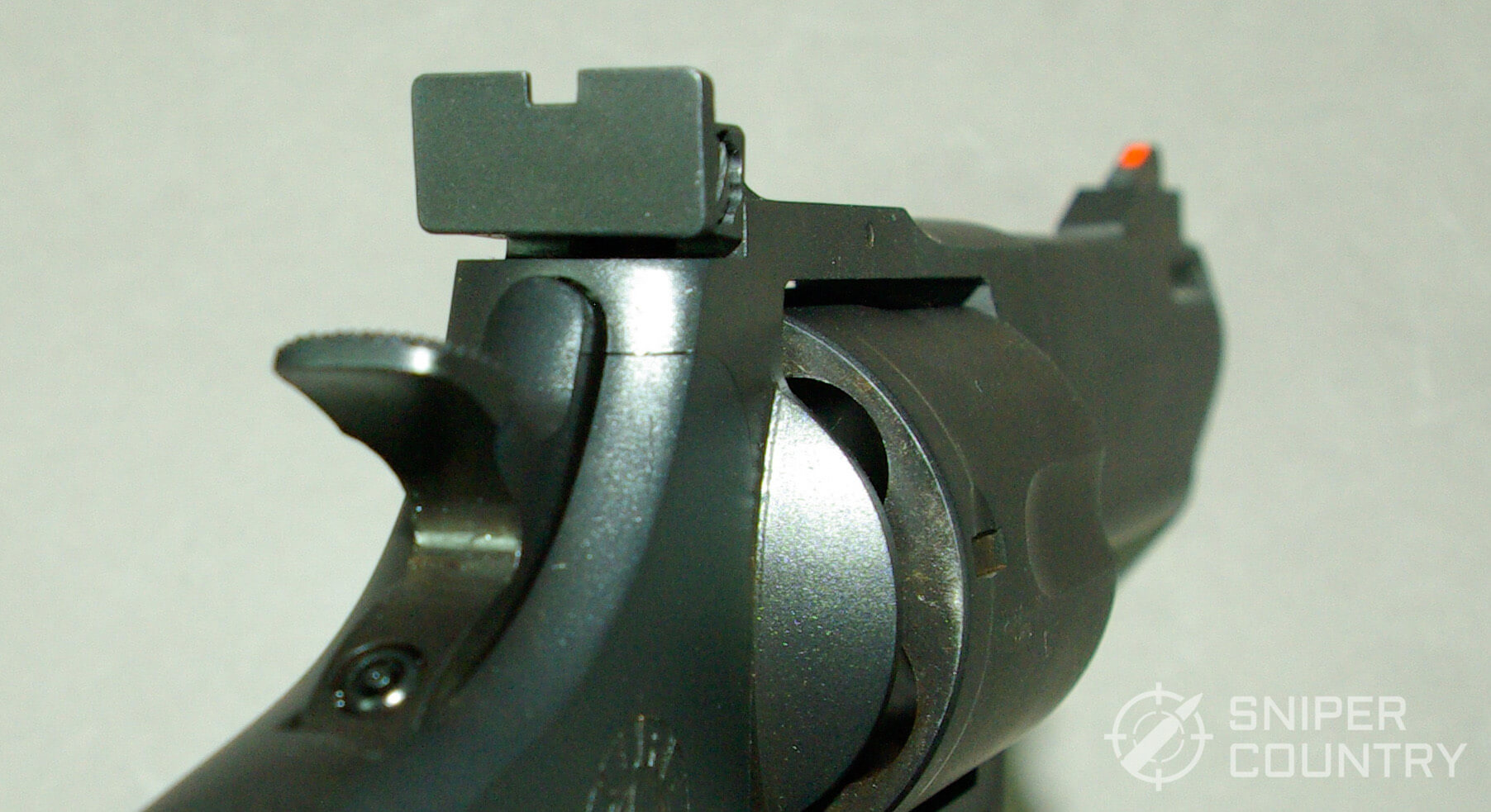 Taurus Tracker Rear Sight