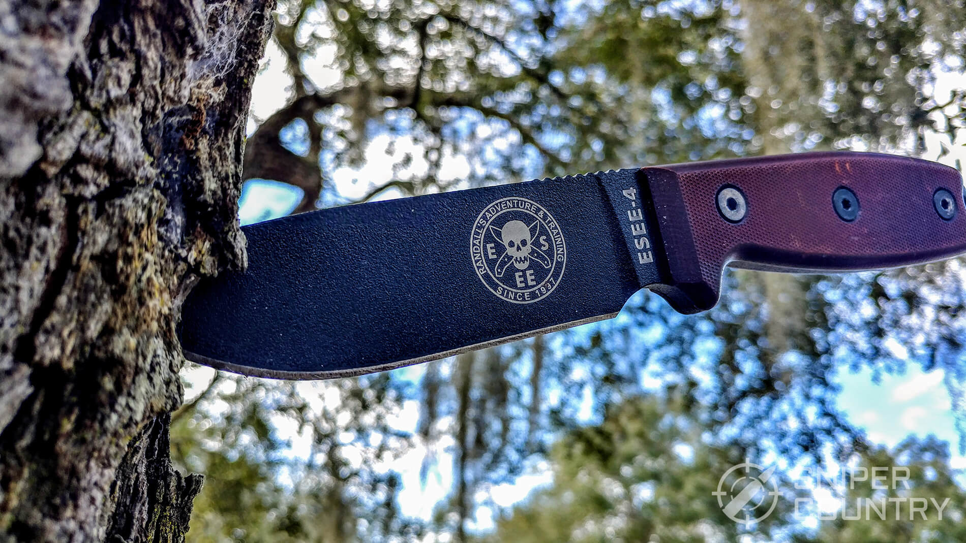 The Esee 4