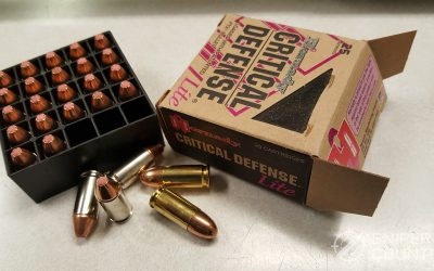 Best 9mm Ammo 2019 [Self-Defense & Target]