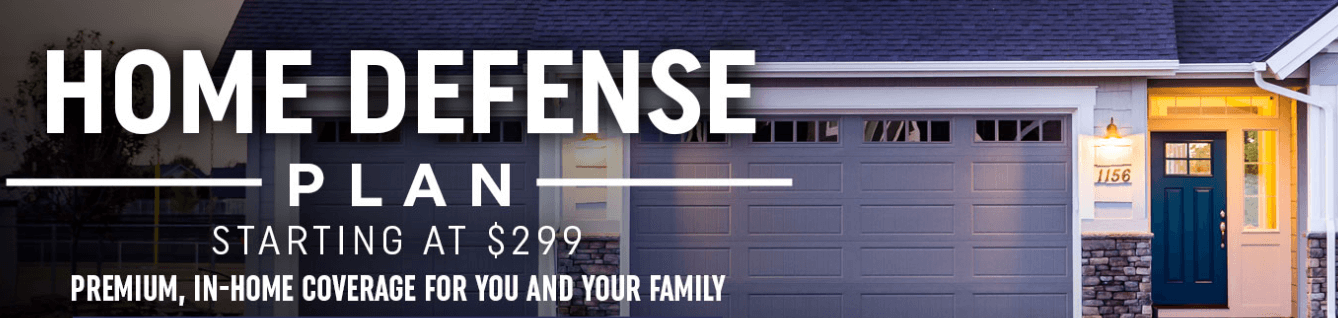 CCWSafe Home Defense Insurance Plan