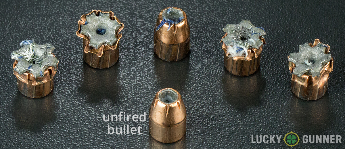 Expanded bullets