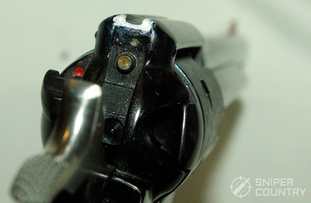 Heritage Arms Rough Rider Rear Sight