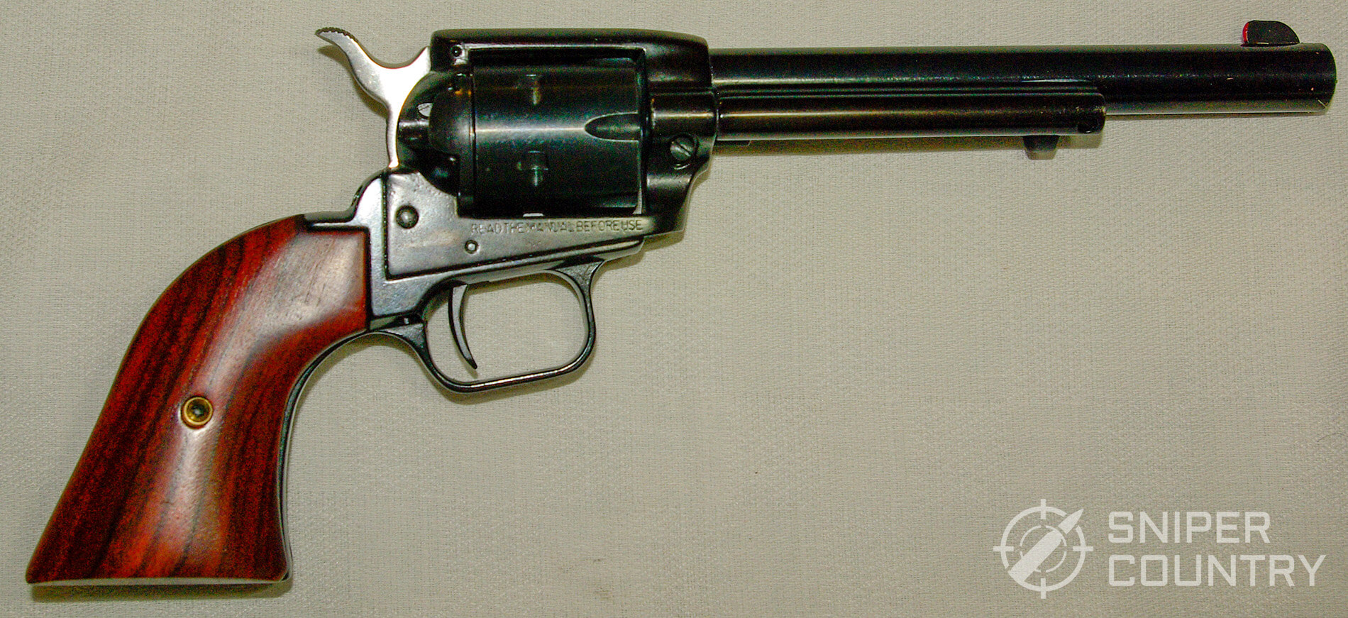 Heritage Arms Rough Rider Right Side