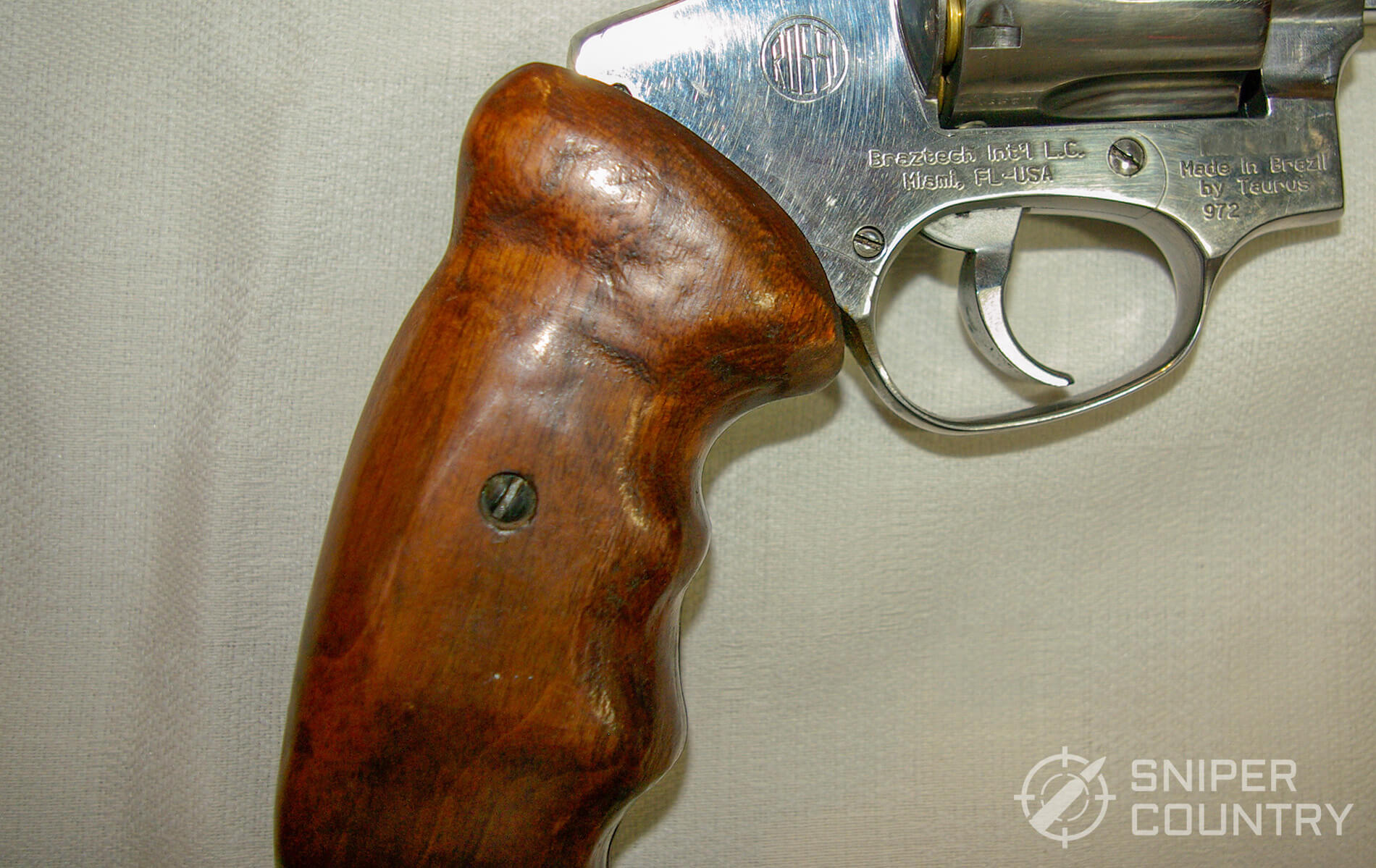 Rossi 6inch .357 Wooden Grip
