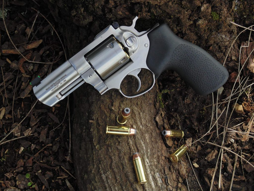 Ruger GP-100 .44 Special and Ammo